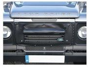 Accessoires exterieur - Defender 1983-2006 - DA2161BLACK - Radiator muff 90/110 replacement