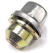 Wielen - Range Rover P38 - ANR3679 - Wheel nut with stainless steel cap Discovery 2 / P38