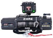 Series - A12000S - A12000 Winch synthetic rope wireless & cable remote control