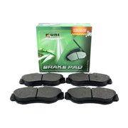 UNIBRAKES - SFP500150 - Brake pad front set BRITPART XD