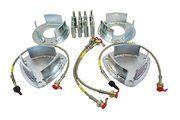 Accessoires - BA 2225 - 2 inch lift kit Freelander 1*