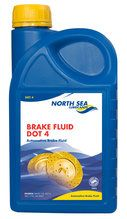 Defender - 73920001 - Brake fluid DOT4 1 liter NSL