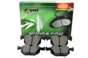 UNIBRAKES - SFP000120 - Brake pads RR L322 XS