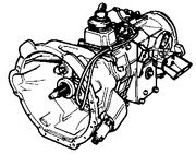Versnellingsbakken - LT95