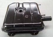 Brandstof - Defender 1983-2006 - NTC2017 - Fuel tank including mounting plate