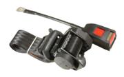 Autogordels - Land Rover Series 3 - BA 188 - 3 Point inertia seat belt standard OEM