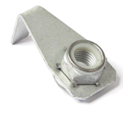 Ophanging - Discovery 3 - RYH501060 - Flanged nut