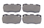 Defender 1983-2006 - SFP000260F - Brake pads OEM FERODO / BRITPART-XS