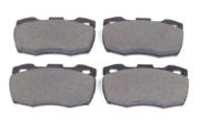 Defender 2007 > - SFP000260F - Brake pads OEM FERODO / BRITPART-XS