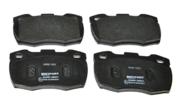 Defender 2007 > - SFP000260XD - Brake pads front BRITPARTXD