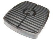 Motorbediening - Discovery 2 - 575818 - Pedal rubber