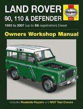 Boeken - DA3035 - Haynes repair manual Defender 1983 - 2007