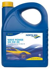 Smeermiddelen - 72040005 - WAVE POWER SM 5W40 5LTR NSL