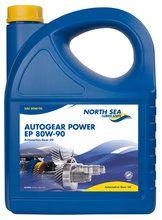Smeermiddelen - 73020005 - AUTOGEAR POWER EP80W90 5ltr NSL