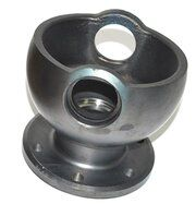 Range Rover Classic tot 1985 - 571766R - Swivel ball replacement (Chromium)