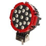 Range Rover Evoque - LED50 worklamp 50W - LED worklamp 50W with red rim