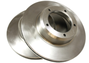 DELPHI - FTC902 - Brake discs front vented OEM DELPHI (PAIR)