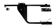 Accessoires exterieur - DA2274 - Swing away rear half door spare wheel carrier
