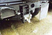 Trekhaken - Defender 1983-2006 - BA 192B - Adjustable drop plate 110 98> NIET LANGER LEVERBAAR