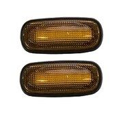 Defender 2007 > - XGB000030LED - Side Repeaters Amber LED (pair)