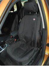 Accessoires interieur - DA2822BLACK - Discovery 3 Front seat cover set