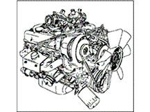 Motor - Defender 1983-2006 - V8 Petrol Carburettor - Defender 1983-2006