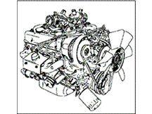 Motor - Land Rover Series 3 - V8 Petrol Carburettor - Land Rover Series 3