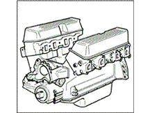 Motor - Defender 1983-2006 - V8 Petrol EFI - Defender 1983-2006