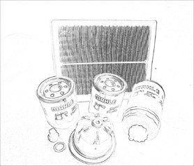 Onderdelen - Filters