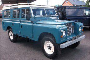 Home - Land Rover Series onderdelen