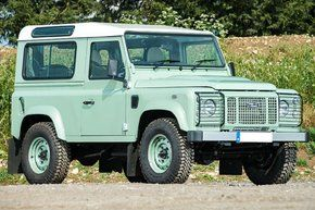 Home - Land Rover Defender onderdelen