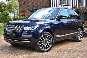 Home - Range Rover onderdelen